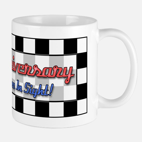 60th Anniversary (Racing) Mug
