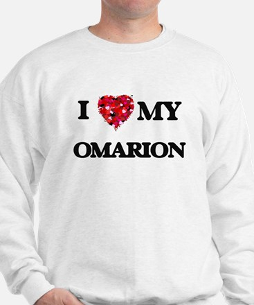 I love my Omarion Sweatshirt