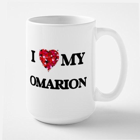 I love my Omarion Mugs