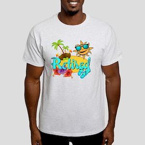 Retired Beach Light T-Shirt