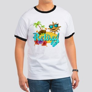 Retired Beach Ringer T