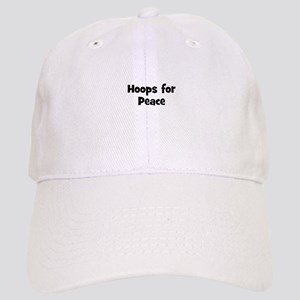 Hoops for Peace Cap