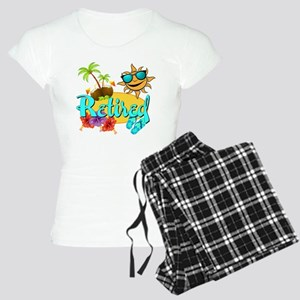 Retired Beach Women's Light Pajamas