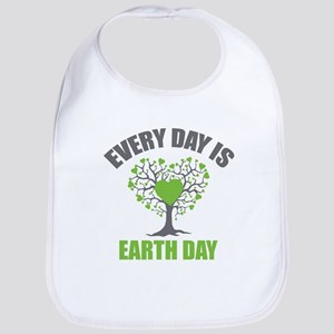 Every Day Earth Day Bib
