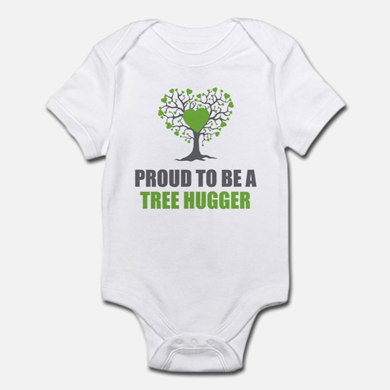 Tree Hugger Infant Bodysuit