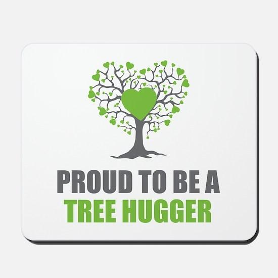 Tree Hugger Mousepad