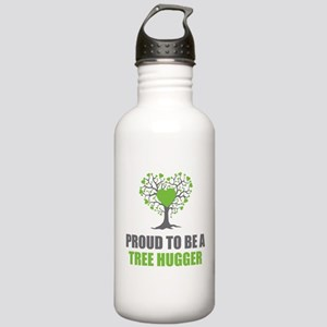 Tree Hugger Stainless Water Bottle 1.0L