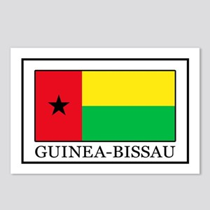 Guinea-Bissau Postcards (Package of 8)