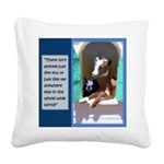 Nobody Like You Square Canvas Pillow