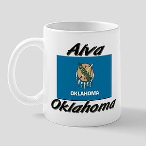 Alva Oklahoma Mug