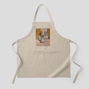 The kitchen: Carl Larsson Apron