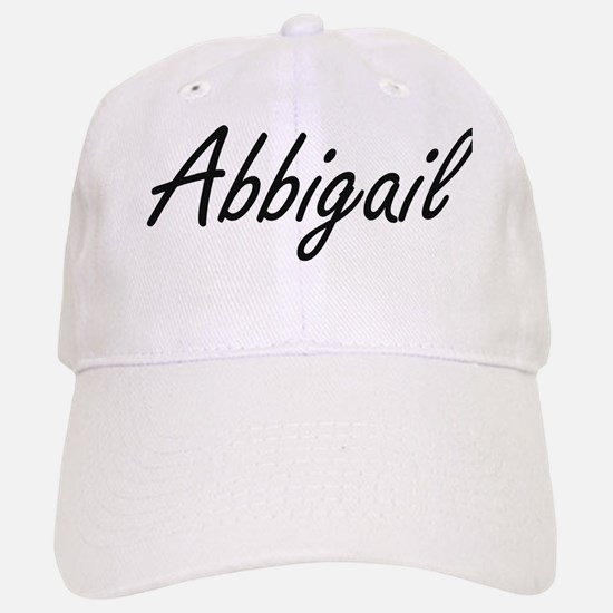 Abbigail artistic Name Design Baseball Baseball Cap