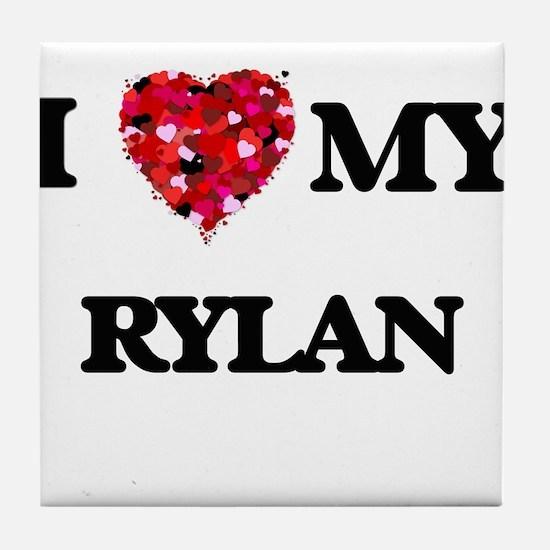 I love my Rylan Tile Coaster