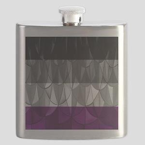 Ace Pride Flask