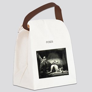 POSER Canvas Lunch Bag