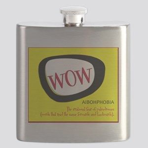 WOW AIBOHPHOBIA PALINDROMES Flask