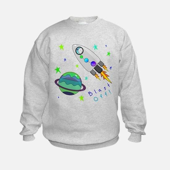 rocket_FINAL Sweatshirt