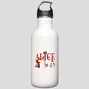 Alice and Friends in Stainless Water Bottle 1.0L