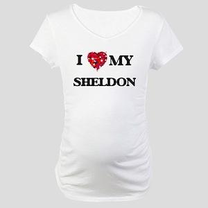 I love my Sheldon Maternity T-Shirt
