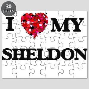 I love my Sheldon Puzzle