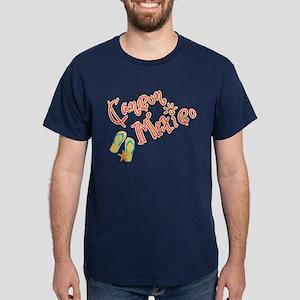 Cancun Mexico - Dark T-Shirt