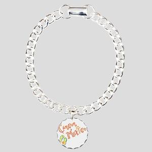 Cancun Mexico - Charm Bracelet, One Charm