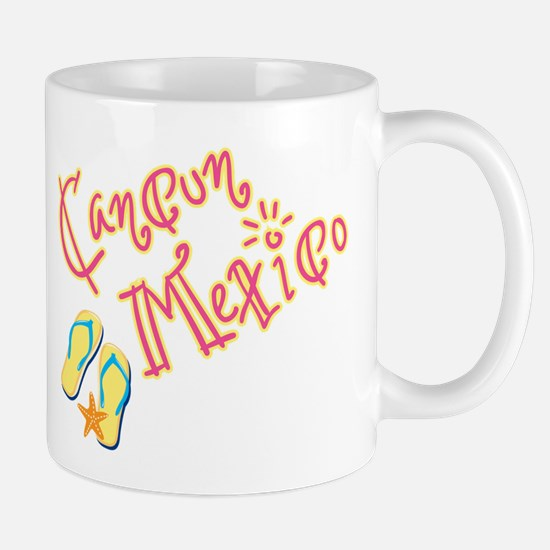 Cancun Mexico - Mug