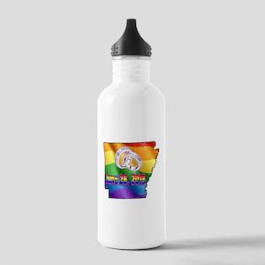 AR GAY MARRIAGE Water Bottle