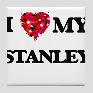 I love my Stanley Tile Coaster