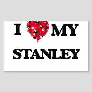 I love my Stanley Sticker