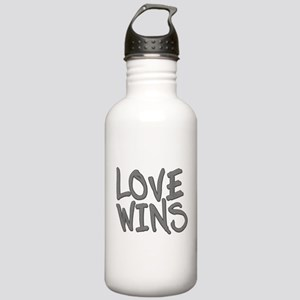 Love Wins! Marriage Equality Water Bottle