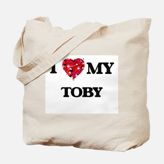 I love my Toby Tote Bag
