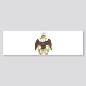 33rd Double Headed Eagle of Lagash Bumper Sticker