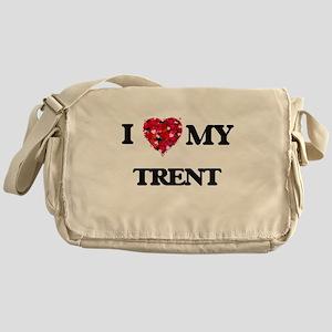 I love my Trent Messenger Bag