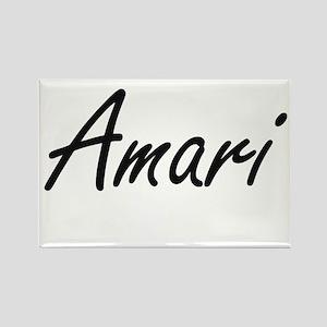 Amari artistic Name Design Magnets