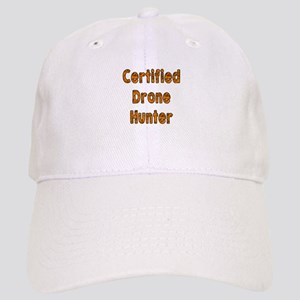 Certified Drone Hunter Baseball Cap