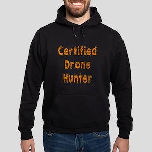 Certified Drone Hunter Hoodie