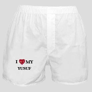 I love my Yusuf Boxer Shorts