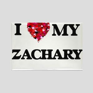 I love my Zachary Magnets
