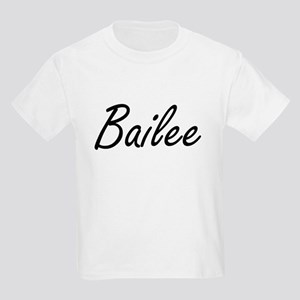 Bailee artistic Name Design T-Shirt
