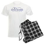 Brtr White Logo Men's Light Pajamas