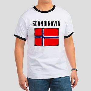 Scandinavia Flag T-Shirt