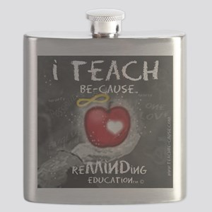 I Teach Be-Cause Flask