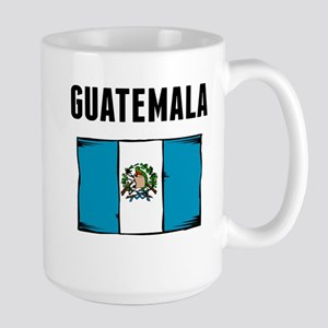 Guatemala Flag Mugs