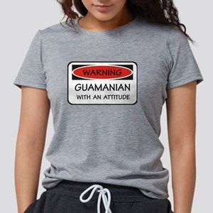 Attitude Guamanian T-Shirt