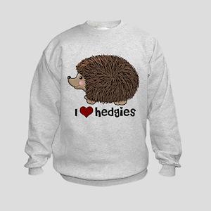 hearthedgie Sweatshirt