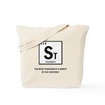 ST ELEMENT-STUPIDITY Tote Bag