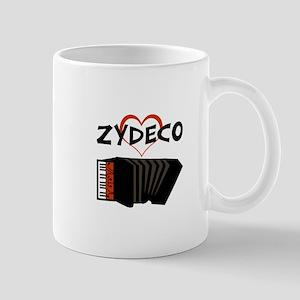 Zydeco Accordian Mugs
