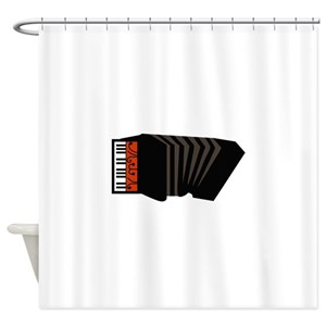 Concertina Shower Curtains