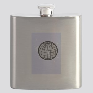 Disco Ball Flask